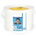 游泳池的化学物质