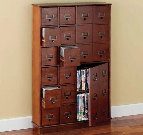 CD Storage Cabinet & CD Storage Cabinet Library Furniture | Nampally Hyderabad ...