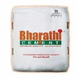 Bharathi Opc 43 Grade Cement