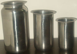 Stainless Steel Containers for Water Heters