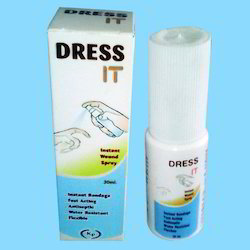 Instant Wound Spray, For Personal