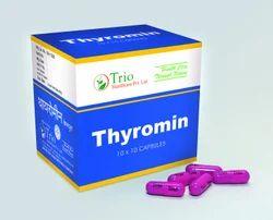 Thyroid Gland Functions Balancing - Thyromin Capsule