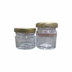 Round Shape Glass Canning Jars