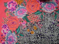 Poly Mal Cotton Fabric