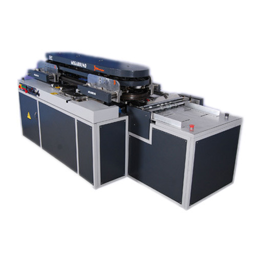 Three Clamp Perfect Binder, Automatic Grade: Automatic