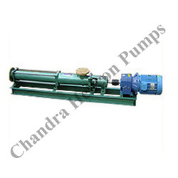 Stainless Steel Progressive Cavity Pump