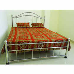 Stainless Steel Bed Designer Stainless Steel Bed