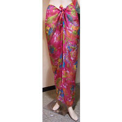 Voile Printed Sarongs