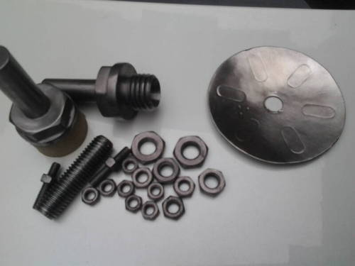 Round Tantalum Plug Nut, for Industrial