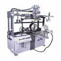 Semi Auto Round Screen Printing Machine, Model: SA-20