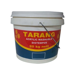 Plastic Container For Paint 20 KG