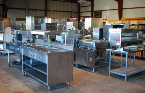 Used Restaurant Kitchen Equipment - System Enterprises, New ...