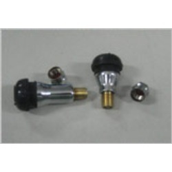 Tyre Valve Chrome Small