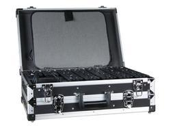 28-Slot Storage and Charger Carry Case
