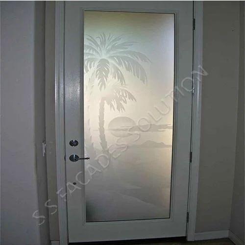 UPVC Bathroom Door at Rs 320 /square feet   Saidapet ...