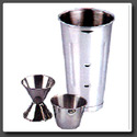 Malt Cup, Jiger And Sauce Cup