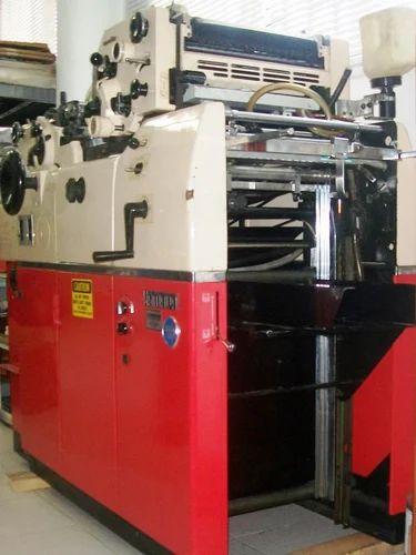 hamada 665 mini offset printing machine print india solutions rh indiamart com Hamada 665 DW Manual Hamada Press Parts