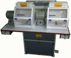 Two Operators Polishing Machine