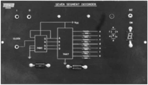 Study Of Encoder Decoder Circuits Triode Electronics Ambala