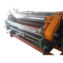 Center Drum Slitter Rewinder Machine