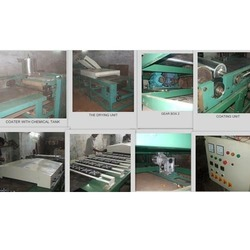 Coating & Gluing Machine for Disc Brakes & Clutche
