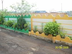 Cement Garden Curbing at Rs 75 Garden Curbing Trimurti Cement