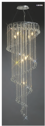 Alta Double Height Chandelier
