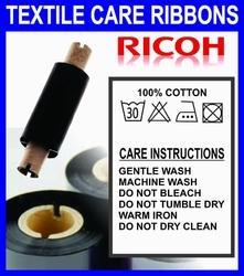 Ricoh Textile Wash Care Resin Ribbons