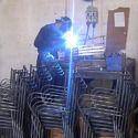 Wrought Iron Powder Coating