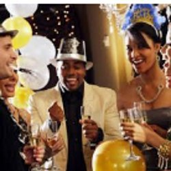New Year Parties Planning Services