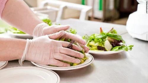 Vinyl Gloves For Food Handling Industries At Rs Pack Bus - Vinylboden für industrie