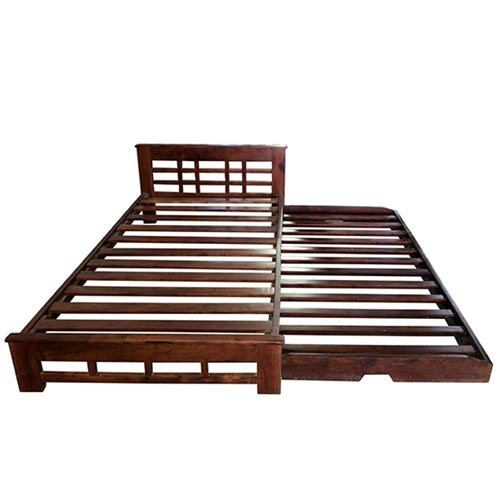 Cayenne Single Bed With Extendable Base Pepperfry Dot