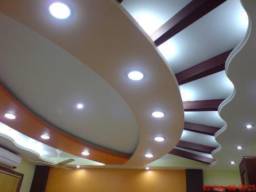 False Ceiling Services and Interiors Furniture Retailer