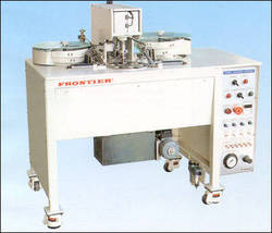 Automatic Button Covering Machine