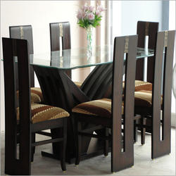 dining table deals india. induscraft 6 seater dining table
