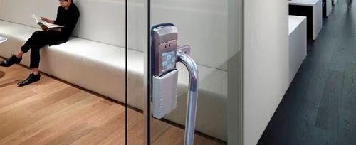 Glass Door Lock Glass Door Locking System Office Glass