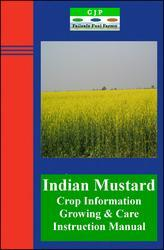 Indian Mustard Crop Manual, Grade Standard: Bio-Tech Grade