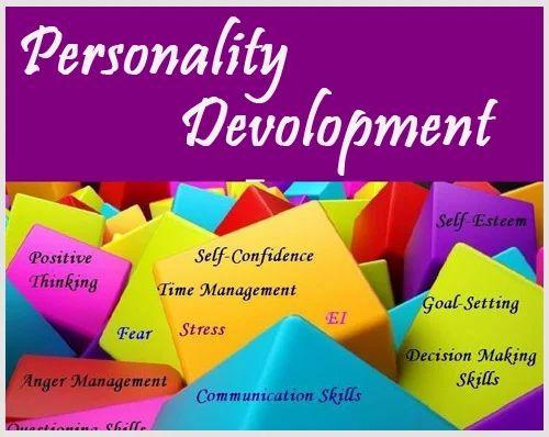 personality development व यक त त व व क स in