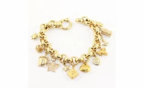 Gold Bracelet Charm Best Bracelet 2018
