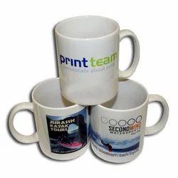 Corporate Logo Mug Printing Services