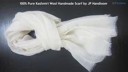 Pure Wool Hand Loom Scarf