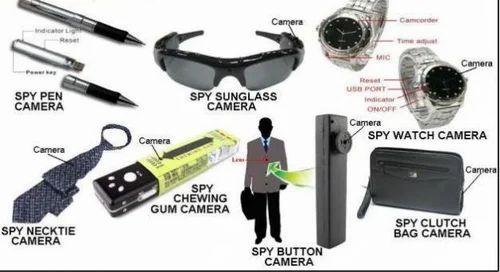 8fcb5fcd92 Spy Cameras - Spy Gadgets Manufacturer from New Delhi