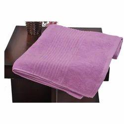 Plain Border Towel