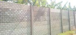 RCC Ready Made Concrete Wall Boundary