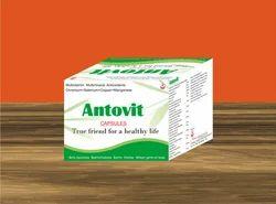 Multivitamine & Antioxidant & Vitamin A capsules