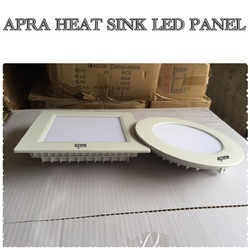 Apra LED Heat Sink Panel 12 Watt Light