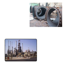 Anti Corrosive Rubber Linings for Petroleum Plant