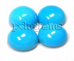 Turquoise Round Cabochon Stone