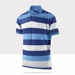 Men's T-Shirt - Men's Multi Color T-Shirt Exporter from Tiruppur
