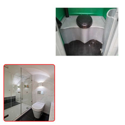 Portable Toilet for Offices